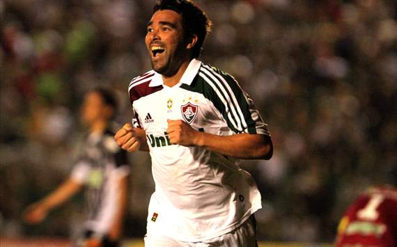 Deco - Fluminense (Nelson Perez/Fluminense FC)