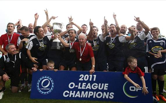 Auckland City - O-League champions