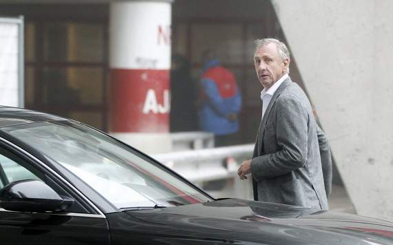 Cruijff: &quot;Spanning is er allang vanaf&quot;