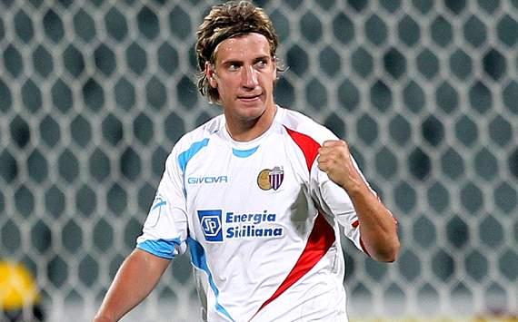 Prediksi Skor Catania vs AS Roma 14-1-2012