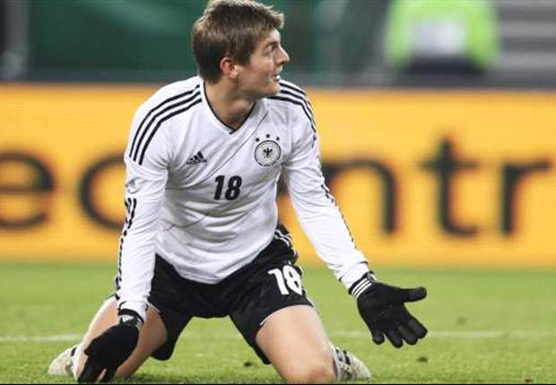 'Germany are still among the top teams' - Kroos