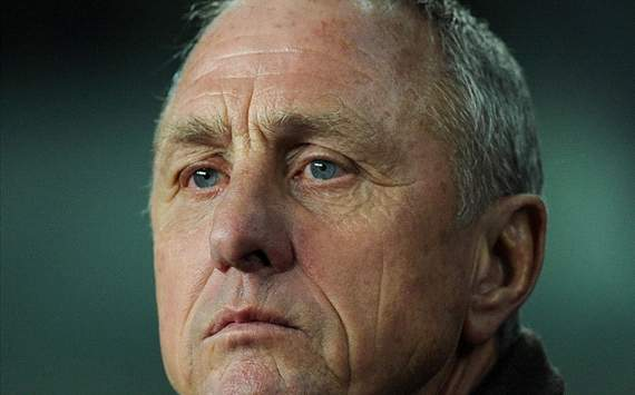 Cruyff: Star players didn't deliver for Netherlands