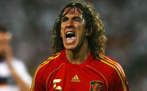 Puyol will miss Euro 2012 with a knee injury, Barcelona confirm