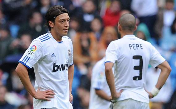 Pepe & Mesut Ozil (Real Madrid)