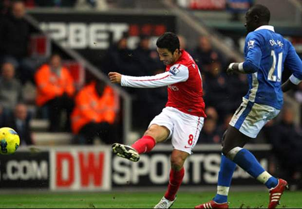 Arsenal star Arteta faces late fitness test ahead of Olympiakos tie