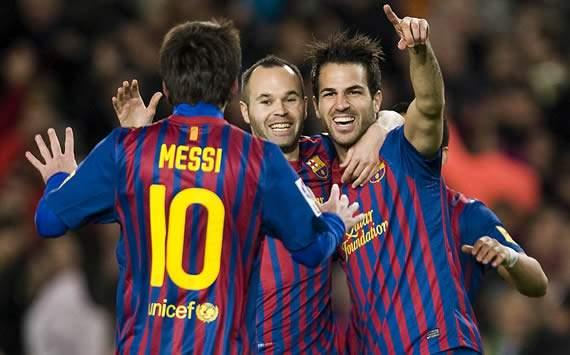 Barcelona v FC BATE Borisov