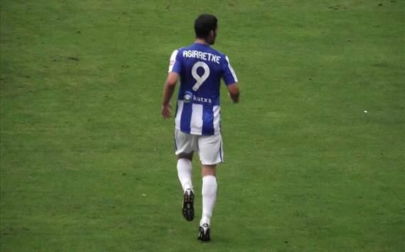 Imanol Agirretxe - Real Sociedad