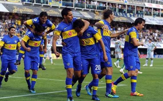 Boca Juniors, Argentina