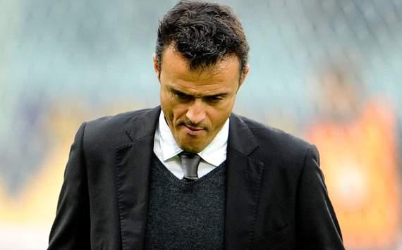 Luis Enrique - Roma (Getty Images)