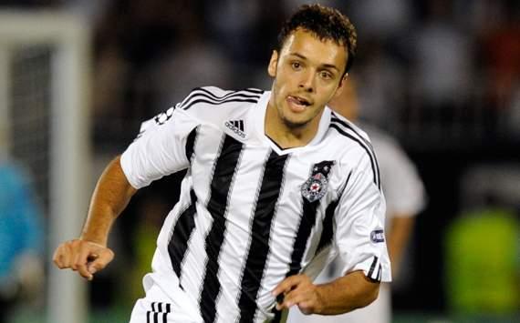 Nemanja Tomic - Partizan (Getty Images)
