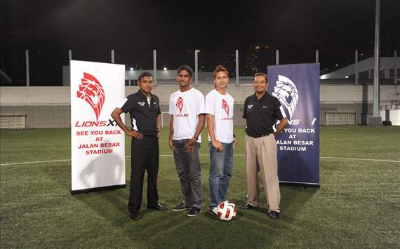 Singapore team for MALAYSIA SUPER LEAGUE and Cup unveiled - Goal.