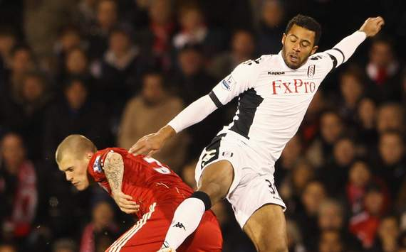 Dembele happy to stay at 'fantastic' Fulham despite Manchester United, City & Chelsea interest