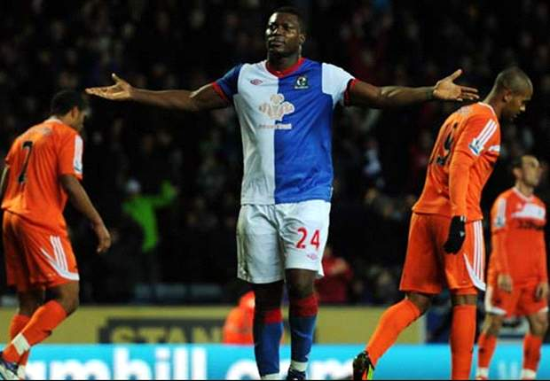 Yakubu determined to leave Blackburn after relegation from Premier League
