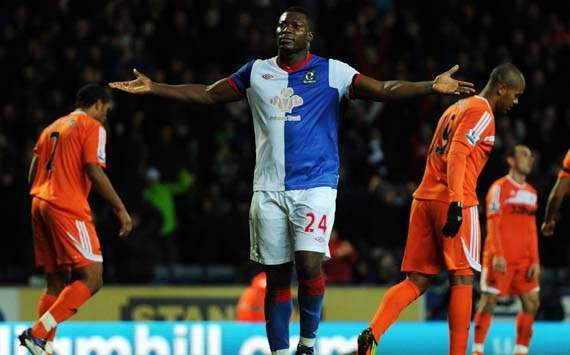 Guangzhou Fuli confirm interest in Blackburn striker Yakubu