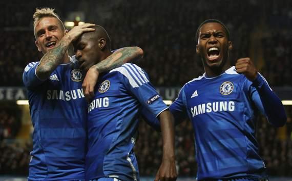 Chelsea FC vs Manchester City FC