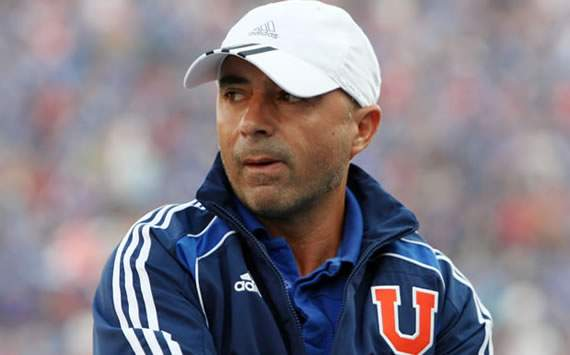 Universidad de Chile's Sampaoli: I will talk to Estudiantes