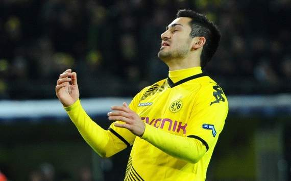 Champions League: Borussia Dortmund - Olympique Marseille, Ilkay Guendogan