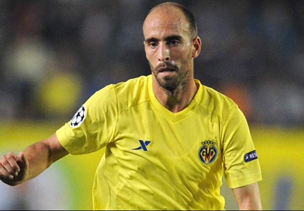 Fiorentina agrees fee with Villarreal to sign Borja Valero