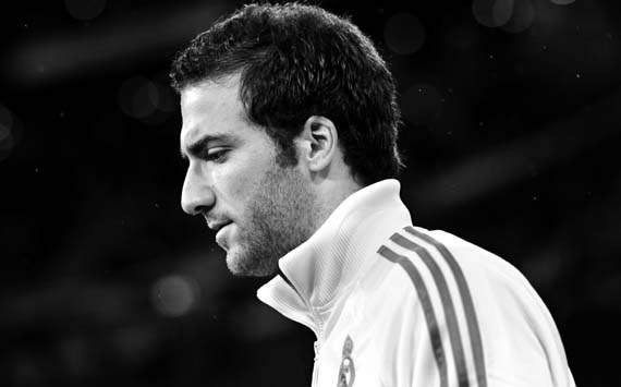 Gonzalo Higuain,Real Madrid
