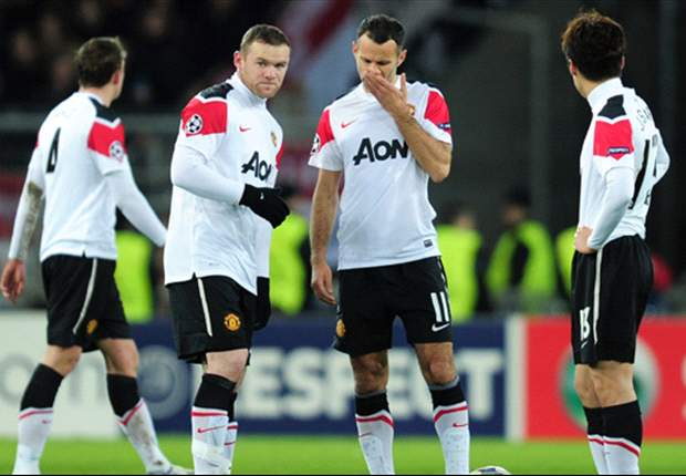 Manchester United and City crash out of Champions League as Premier League loses two clubs at group stage for first time ever