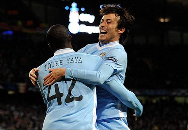 David Silva is most deserving of a top-bracket salary at Manchester City, say Goal.com readers