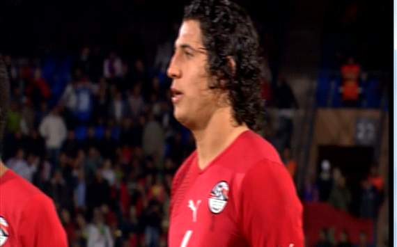 Ahmed Hegazi dreams of being a new Maldini