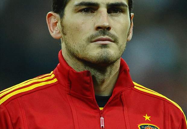 Casillas breaks international wins record with Spain's victory over South Korea