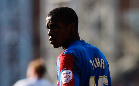 Wilfried Zaha - Crystal Palace (Getty Images)