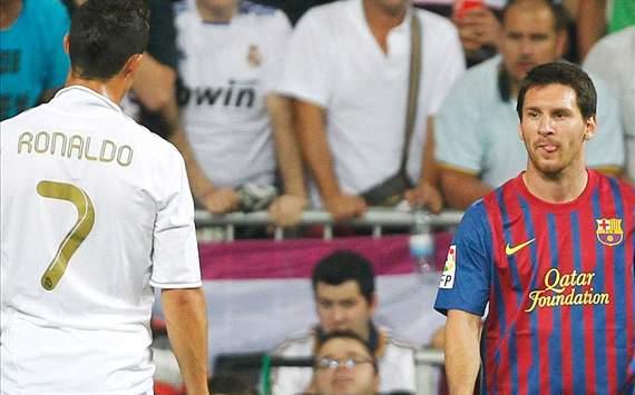 Cristiano Ronaldo, Lionel Messi - Real Madrid, Barcelona