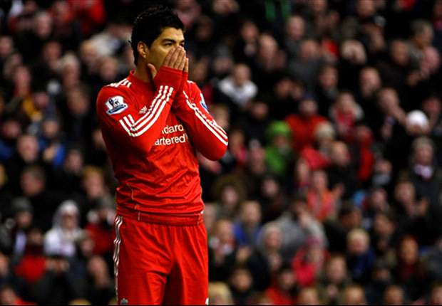 PFA chief executive Gordon Taylor backs ban and fine for Liverpool striker Luis Suarez following racism ruling