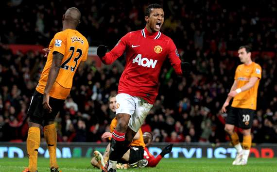 Nani still confident Manchester United will win the Premier League