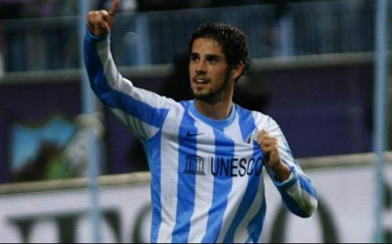 Francisco Romn Isco - Malaga