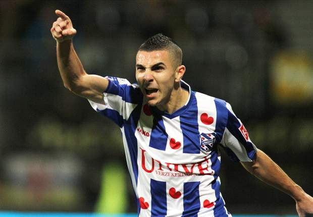 Ajax agree terms with Heerenveen over Assaidi - report