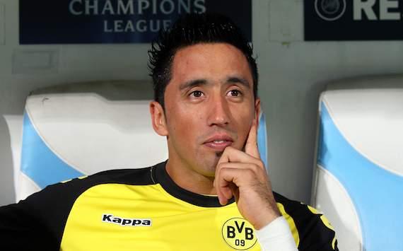 Borussia Dortmund, Lucas Barrios