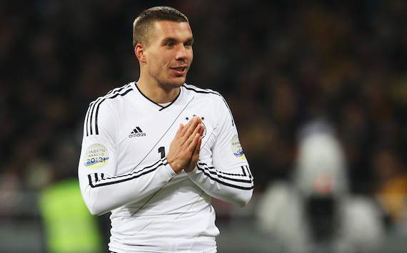 Podolski will be a big hit in the Premier League at Arsenal, says Woodcock
