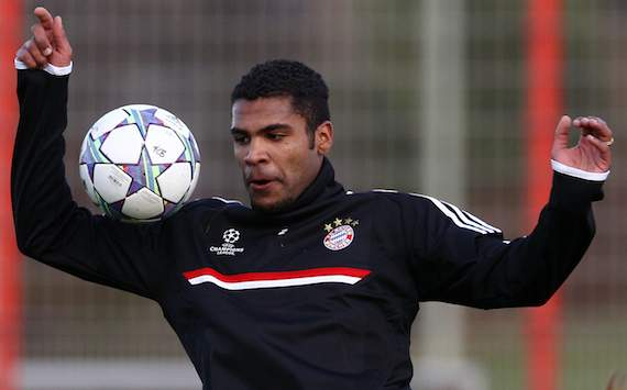 Bayern's Breno charged with arson