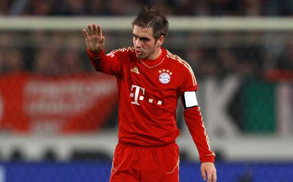 Lahm: Things look good for Bayern