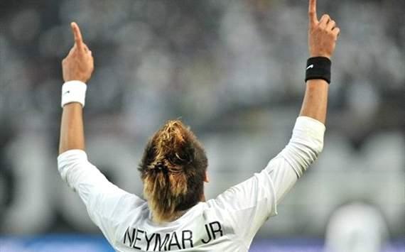 Neymar - Santos x Kashiwa (Kazuhiro Nogi/FIFA.com)