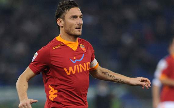 Francesco Totti - Roma (Getty Images)