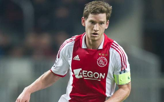 Van der Vaart urges Vertonghen to join Tottenham