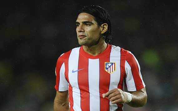 Atletico de Madrid: Radamel Falcao