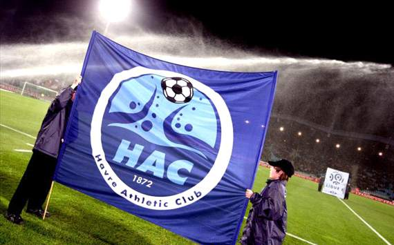 Ligue 2, HAC - Le Marchand prolonge