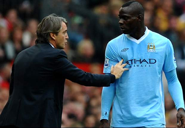Mancini: Balotelli's time has come