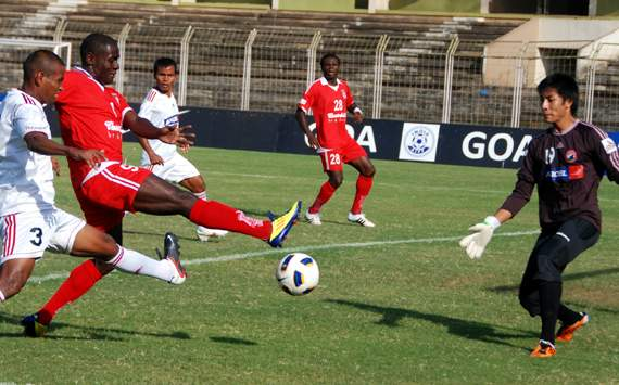 I-League,Churchill Brothers vs Shillong Lajong