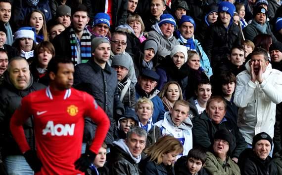 EPL - Queens Park Rangers v Manchester United, Nani