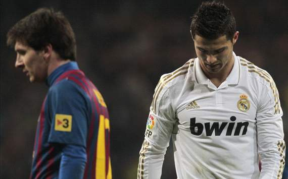 'A world of talent separates Lionel Messi & Cristiano Ronaldo' - Readers back the Argentine to win the 2011 Fifa Ballon d'Or