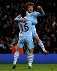 EPL,David Silva,Manchester City v Arsenal