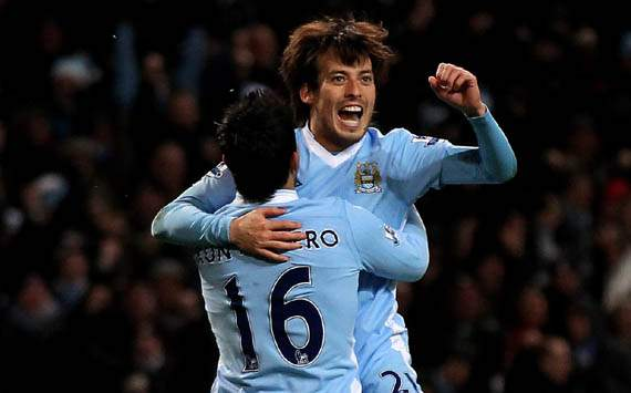 Manchester City star David Silva: QPR game the most important of my career