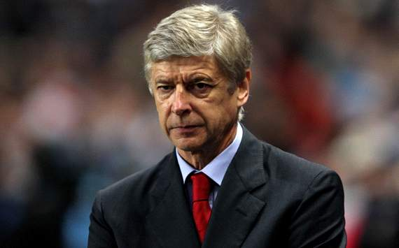 EPL: Arsene Wenger, Manchester City v Arsenal