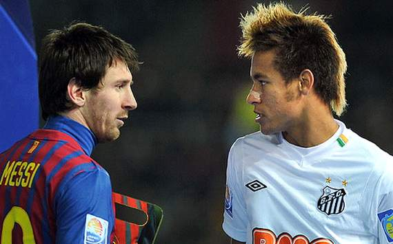 Brazil legend Ronaldo: Neymar can be better than Messi